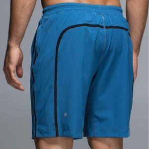Lululemon Pace Breaker Shorts Cobalt Blue Size M